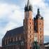 St. Mary's Basilica - Krakow, Poland image