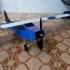 Aeromodelo Cessna 187 em 3D. image
