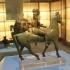 Warrior on horse back image