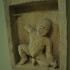 Funerary pediment column of a child image