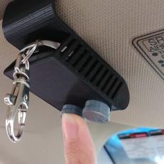 Garage Door Shutter Remote Control Case