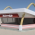 McDonalds 1950's image