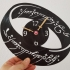 Reloj vinilo The Lord of the Rings image