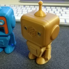 Picture of print of Robot Pencil Sharpener 这个打印已上传 Dusan Fras