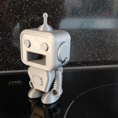 Picture of print of Robot Pencil Sharpener