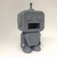 Picture of print of Robot Pencil Sharpener 这个打印已上传 Estelle SIMON