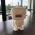 Robot Pencil Sharpener print image