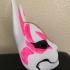 Fortnite Kitsune Drift Mask print image