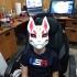 Fortnite Kitsune Drift Mask image