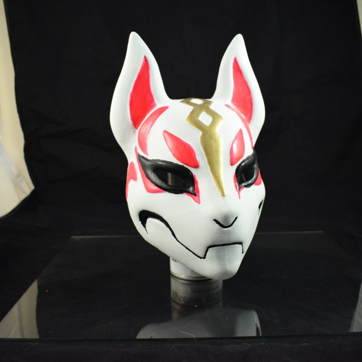 Fortnite Kitsune Drift Mask