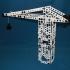 Building Site Crane image