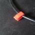 Car Cable clip image