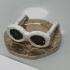 Decorative Clout Glasses print image