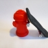 Fingerboard Fire Hydrant image