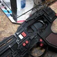 Picture of print of Battlestar Galactica Colonial Blaster