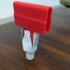 Tube Clip Toothpaste Folded End Holder image
