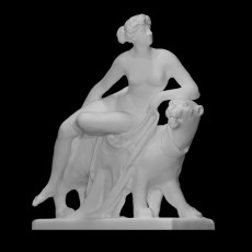 Ariadne on the Panther (Ariadne auf dem Panther)