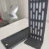 star wars display stand for black series Death Star background image