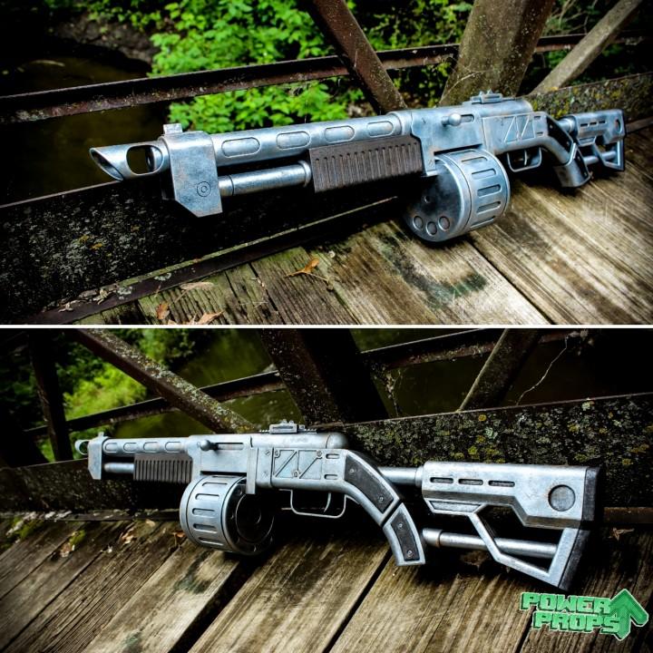 Combat Shotgun - Fallout 4