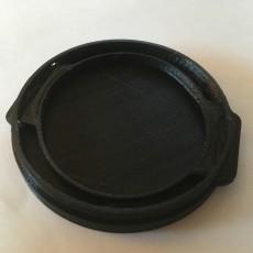 Canon Lens Cap E-58 Spare Part