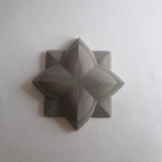 Picture of print of Soraka chest star