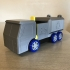 Recycling Truck image