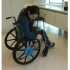 levered-power wheelchair (inspired on Hand Drive) image