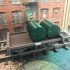 Tank and Flatbed Wagon for 16mm Scale Garden Railway image