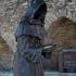 Waiting monk Ambrosius image