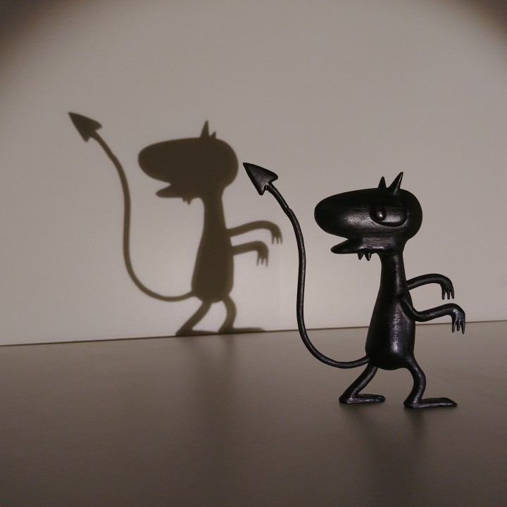 3d Printable Luci Disenchantment By Jonathan Schweers