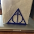 Deathly Hallows Napkin Holder image