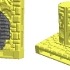 Miniature Egyptian Terrain with openLOCK connectors image