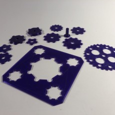 Picture of print of Clickaloo like gears This print has been uploaded by Rogar Kersoe