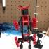 Trasformable robot - clickaloo image