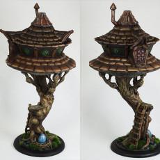 Fey Tree House