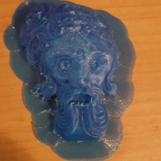 Picture of print of Mask of the Father (High Poly Decorative version)