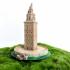 Tower of Hercules - Galicia, Spain image