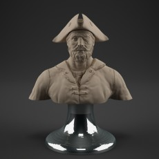 Pirate (Removable Hat)