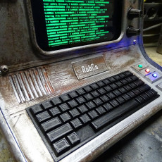 Picture of print of Desktop Terminal Replica - Fallout 4