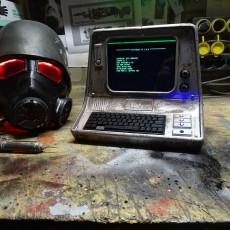 Picture of print of Desktop Terminal Replica - Fallout 4