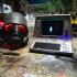 Desktop Terminal Replica - Fallout 4 print image