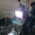 L.E.D. Motorcycle Headlight Mount image