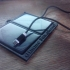 portable solar charger case image