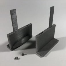 Picture of print of Universal Drone Controller Grips