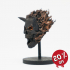 FlameSkull - D&D miniature image