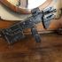 MIDA MINI TOOL Destiny 2 Legendary Sub Machine Gun print image