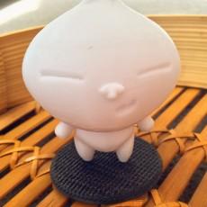 Bao Baby Standing - from Pixar Short