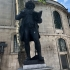 Memorial statue of Samuel Johnson image