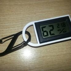 Temperature & Humidity Sensor Clip
