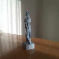 Picture of print of Aphrodite, the muse of love